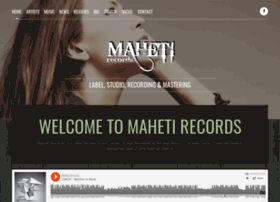 mahetirecords.de