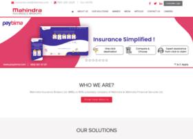 mahindrainsurance.com