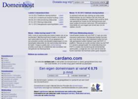 mail-rtd.cardano.com
