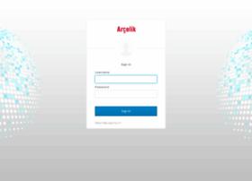 mail.arcelik.com