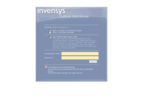 mail.invensys.com