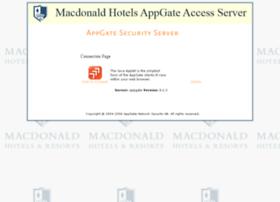 mail.macdonaldhotels.co.uk