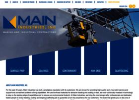mainindustries.com