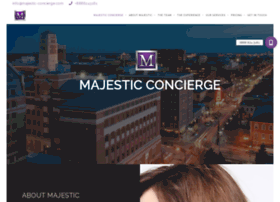 majestic-concierge.com