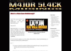 majorslack.com