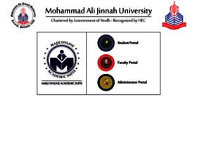 majuonline.edu.pk