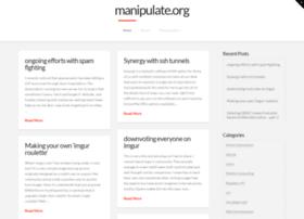 manipulate.org