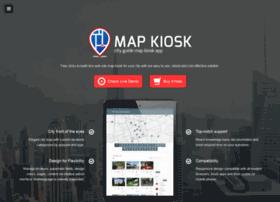 map-kiosk.com