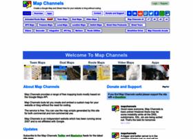 mapchannels.com