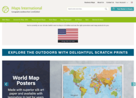 mapsinternational.co.uk