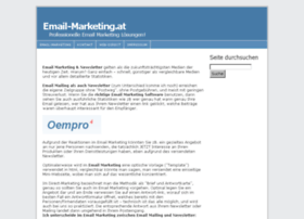 marketing-email.at