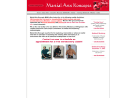 martialartskoncepts.com