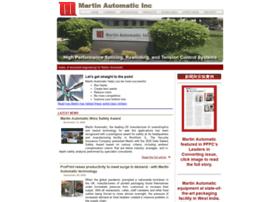 martinautomatic.com