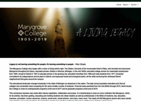 marygrove.edu