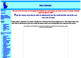 marysrosaries.com