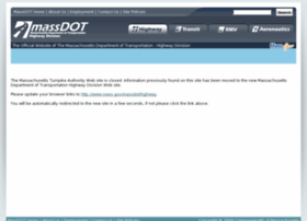 massdot.net