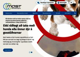 mast.is