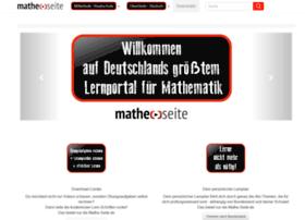 mathe-seite.de