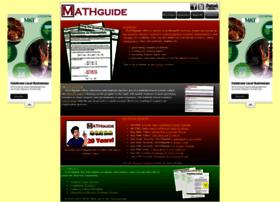 mathguide.com