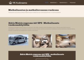 matkailuautonvuokraus.fi