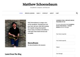 matthewschoenebaum.com