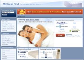 mattress-find.com