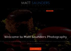 mattsaundersphotography.co.uk