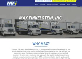 maxfinkelstein.com