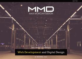 maxmorgandesign.com
