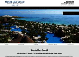 mayacolonialbeach.com