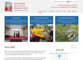 mbemyanmar.com