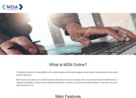 mda.com.au
