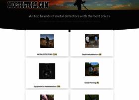 mdetectors.com