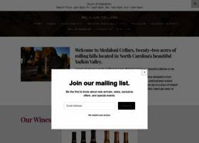 medalonicellars.com