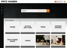 mediacenter.fritzhansen.com