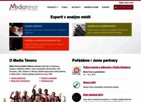 mediatenor.cz