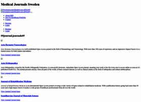 medicaljournals.se