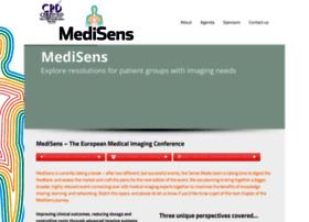 medisens-conference.com