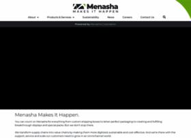 menasha.com