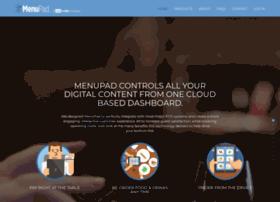 menupad.com