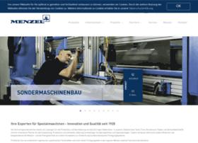 menzel-maschinenbau.de