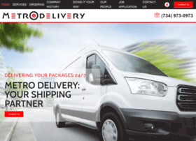 metrodelivery.com