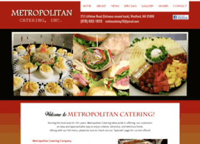 metropolitancateringwestford.com