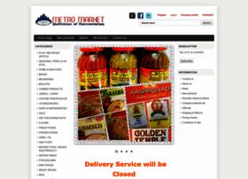 metrospicemart.com