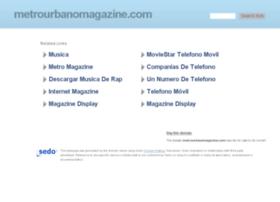 metrourbanomagazine.com