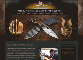 mickstridercustomknives.com