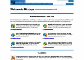 microsystools.com