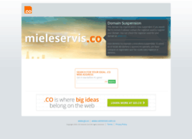 mieleservis.co