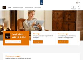 mijn.digid.nl