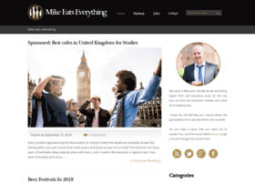mikeeatseverything.co.uk